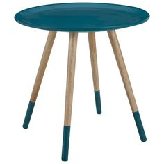 Spoke Side Table Small | Freedom Furniture and Homewares Would be great w new outdoor sofa