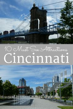 Top 10 Things to do in Cincinnati, Ohio