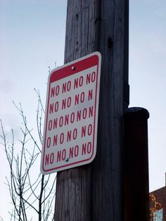 Send us photos of your funny signs from around the world! Funny Street Signs, Funny Signs, Just Say No, Just In Case, Sign Off, Sign Sign, Billboard Signs, Learning To Say No, Daily Funny