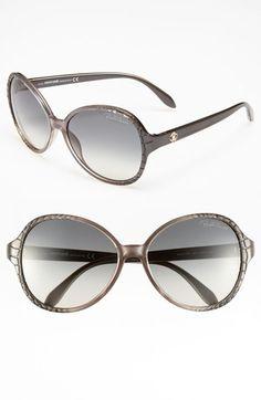 73ac649c12 Roberto Cavalli 60mm Round Sunglasses (Online Exclusive)
