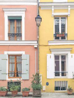Walking in Paris | Outer Arrondissements — Monica Francis Design