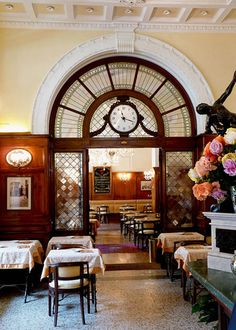 Top 9 Historic Cafes in Florence: coffee, charm and cultural heritage caffe-gilli-florence-2b