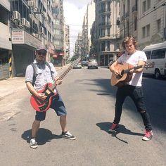 Tomas y Franco capos! (Maximo y Pedro en Esperanza Mia)