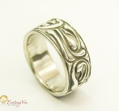 Women's Patterned Ring