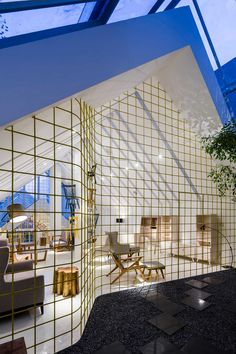 Thao Ho Home Furnishings by MW archstudio   Yellowtrace