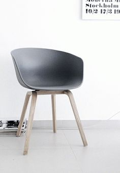 Via Ale Besso | HAY About a Chair | Grey | Moderna Museet