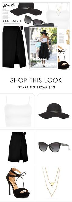 """""""GETtheLOOK"""" by mycherryblossom ❤ liked on Polyvore featuring WearAll, Dorothy Perkins, storets, Emporio Armani and Stella & Dot"""
