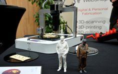 Des bonshommes à base de nourriture, créés par une imprimante 3D à Liège. http://www.lifestyl3d.com/dites-cheeeeeeese/