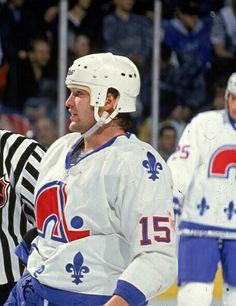 Tony Twist | Quebec Nordiques | NHL | Hockey Quebec Nordiques, Hockey World, Nhl, Different Sports, World Of Sports, Ice Hockey, Montreal, Fans, Vintage