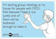 OCD humor