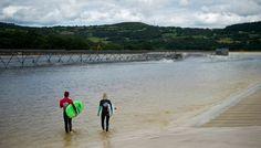Conoce sobre Así es el mayor parque de surf con olas artificiales del mundo