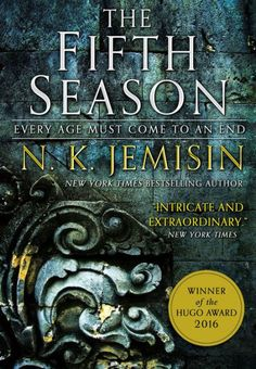 Laste Ned eller Lese På Net The Fifth Season Bok Gratis PDF/ePub - N. Jemisin, A New York Times Notable Book of 2015 Shortlisted for the Hugo, Nebula, Kitschies, Audie and Locus Awards The inaugural. New York Times, Book Series, Book 1, The Book, Good Books, Books To Read, My Books, Film Books, Fantasy Series