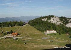 Slovakia, Ružomberok - Malino Brdo