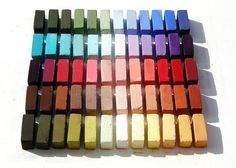 Terry Ludwig Pastels and Art Supplies Online - Handmade Soft Pastel Supplies Catalog Oil Painting Supplies, Artist Supplies, Art Studio Organization, Pastel Art, Pastel Paintings, Palette, Art Challenge, Copics, Art Store