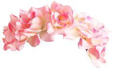 Anichiotaku Random Transparent Flower Crown Flower Crown Drawing Snapchat Flower Crown Transparent Flowers