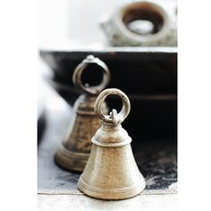 Manyara Home :: Decorative :: Brass Bells
