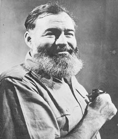 Famous Pipe Smokers: Ernest Hemingway