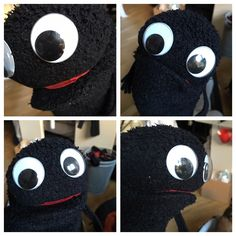 when ever i have a creative block, i always do some useless nonsense. like this little sock puppet called MOPE (from moper). great side effekt: i am very often totally alone in the studio, now i have at least somebody to talk too :-)