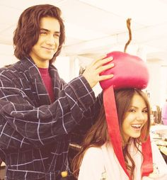 Vavan being all cute and adorable