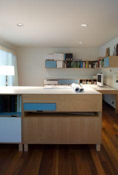 Katherine's office