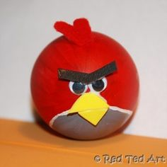 The Angry Birds have landed. Check out the other 4...