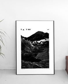 Tatry-interior-web Nostalgia, Polaroid Film, House Design, Polish, Posters, Graphics, Interior, Author, Poster