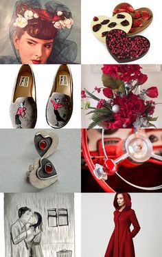 A Dream Valentine's Date by Susan on Etsy--Pinned with TreasuryPin.com