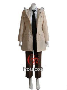 Axis Powers Hetalia Canada Matthew Williams Cosplay Costume - Axis Powers Hetalia - Anime Costume