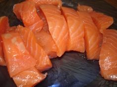Salted #Salmon