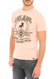 best service 3ddf7 20340 Camisetas de Lois Different para Hombre en Pausant.com Polo Hombre, Polos,  Caballeros