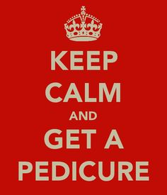 For the sake of everyone involved take your gnarly feet and GO have a pedicure done by a professional.
