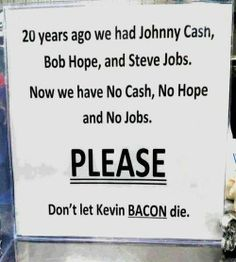 Never let bacon die!