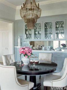 Camera de luat ceaiul din casa lui Jennifer Lopez