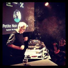 DJ Brossard présente la prog des #trans2012 - @rennestv- #webstagram