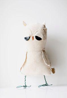 Odessa the Owl ♥ sofiasobeide