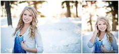 KBP Winter Concept Shoot in Grand Forks North Dakota Senior Photos