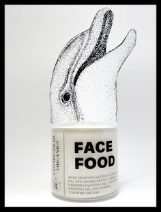 Organic Face Moisturizer  Natural Face Cream with by EmpireSquid, $10.00