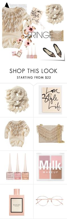 """Fringe for Kids"" by izzyandash ❤ liked on Polyvore featuring Athleta, CHICHI, Garance Doré, Cynthia Rowley, Christian Louboutin, Gucci, Linda Farrow and Sophia Webster"