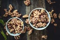 Paleo Maple Cardamom Candied Walnuts - Cook Halaal Vegan Vegetarian, Paleo, Candied Walnuts, Coconut Sugar, Health Diet, Dog Food Recipes, Snacks, Cooking, Sweet