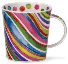 Dunoon By Jane Brookshaw Beautiful In Colour Dunoon Doggies Stoneware Fun Mug