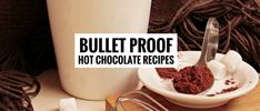 These are some really great bulletproof hot chocolate recipes that can make being on the keto diet and being successful so much easier. Bulletproof chocolate can help you eat less, get your fats in and