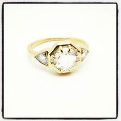 My ring! laurenwolfejewelery.com