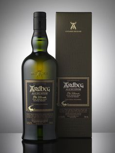 Ardberg Alligator Islay Single Malt Scotch Whisky