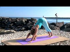 Instructor Colleen Saidman leads an invigorating yoga workout for lengthening your body and opening your heart, creating energy to sustain you. Yoga Flow, My Yoga, Yoga Meditation, Yoga Sequences, Yoga Poses, Yoga Fitness, Upper Body Stretches, Free Yoga Videos, Relax