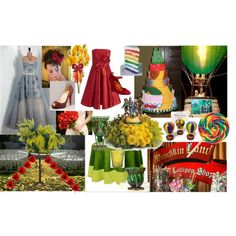 Wizard of Oz Wedding:  For Diana