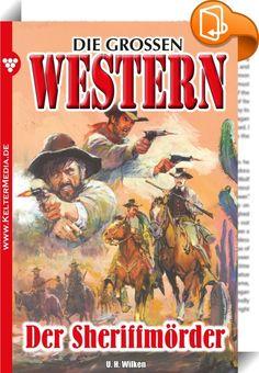 Die großen Western 191    :  Diese Reihe präsentiert den perfekten Westernmix! Vom Bau der Eisenbahn über Siedlertrecks, die aufbrechen, um das Land für sich zu erobern, bis zu Revolverduellen - hier findet jeder Westernfan die richtige Mischung. Lust auf Prärieluft? Dann laden Sie noch heute die neueste Story herunter (und es kann losgehen).  Wild kläfften die Kettenhunde. Scheue Pferde rissen einen Buggy hinter sich her, streiften den Vordachpfosten an der Ecke zur Nebenstraße und ri...