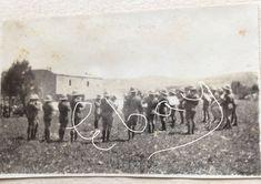 60th Div Band at Jufna 1917 Palestine photograph original  | eBay