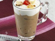 Kókuszos kávékrém Pudding, Sweet, Food, Candy, Custard Pudding, Essen, Puddings, Meals, Yemek