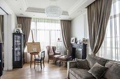 освещение неокласика в гостинной - Поиск в Google