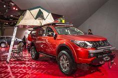 L200 Triton Sport by ADX está pronta para dar uma volta ao mundo